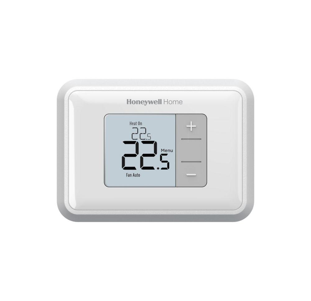 medium resolution of honeywell t2 non programmable thermostat