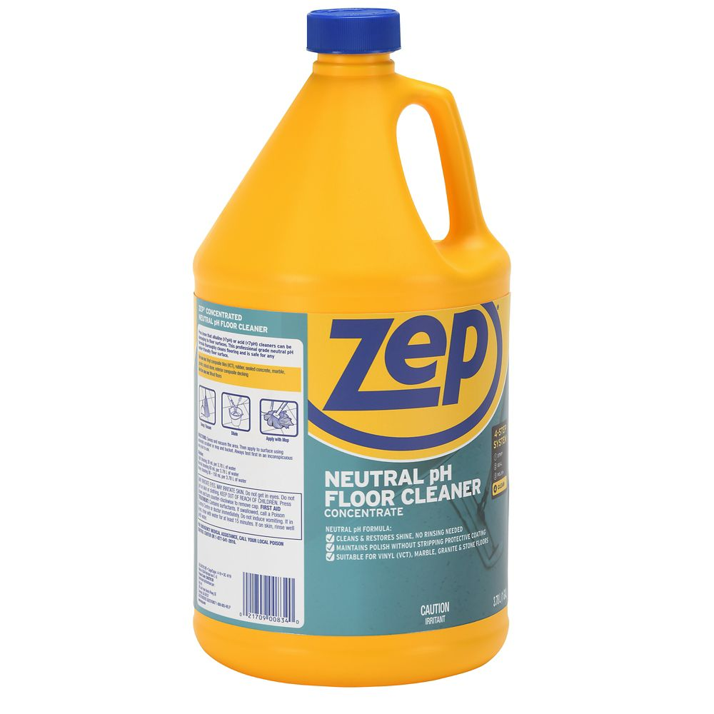 Zep Commercial Zep Neutral Floorall Surface Cleaner 378l