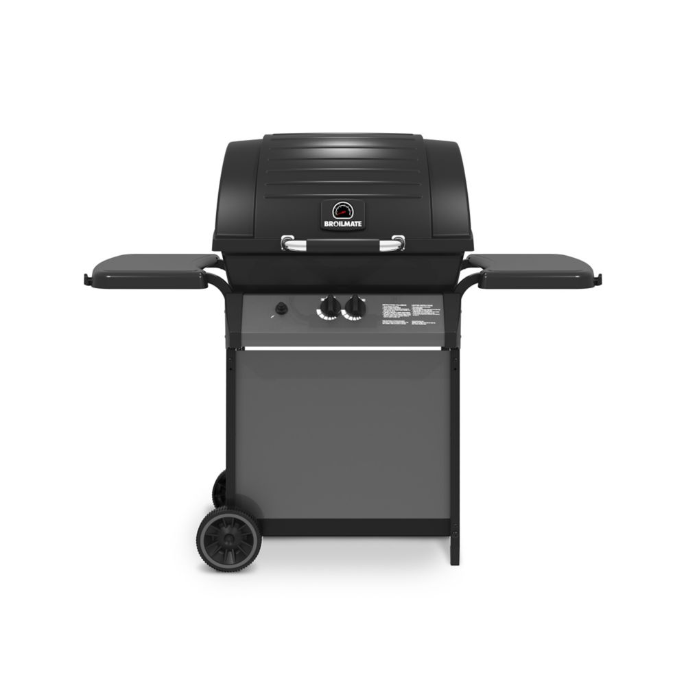 BroilMate 2Burner Propane Gas BBQ  The Home Depot Canada