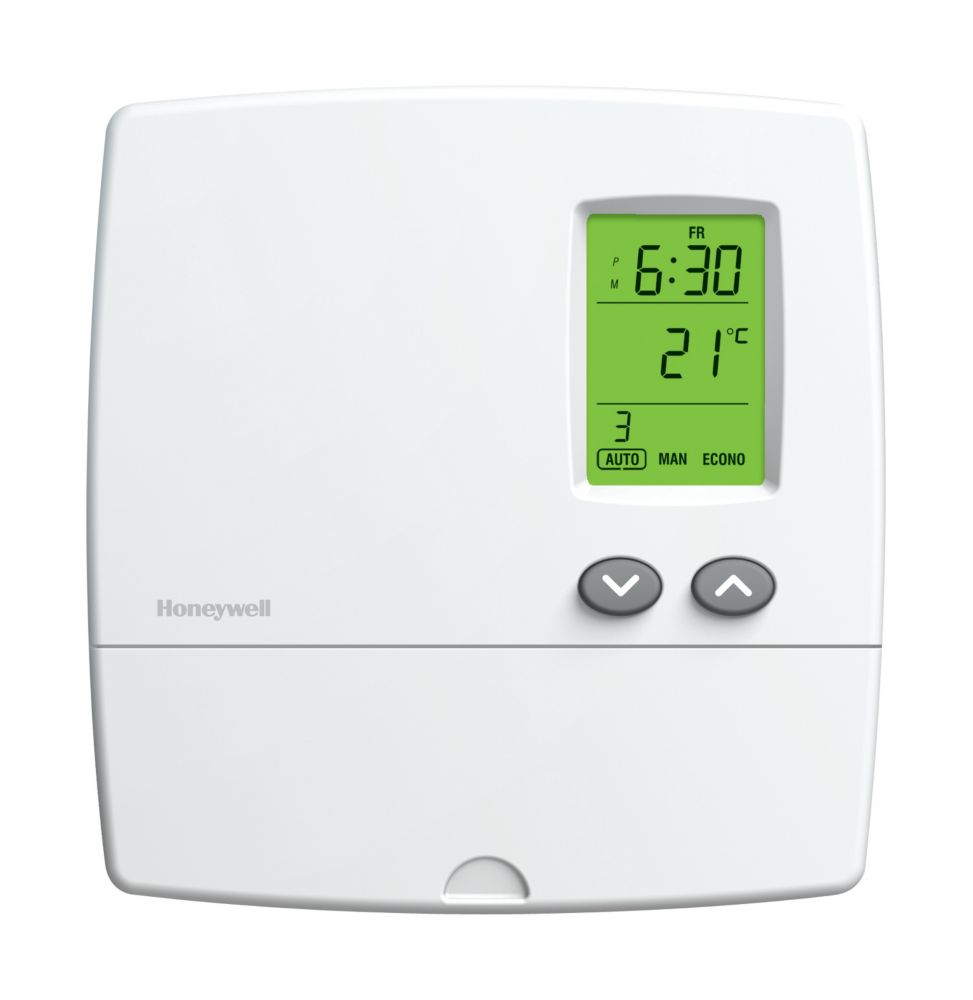 small resolution of honeywell 5 2 day programmable electric baseboard heat thermostat