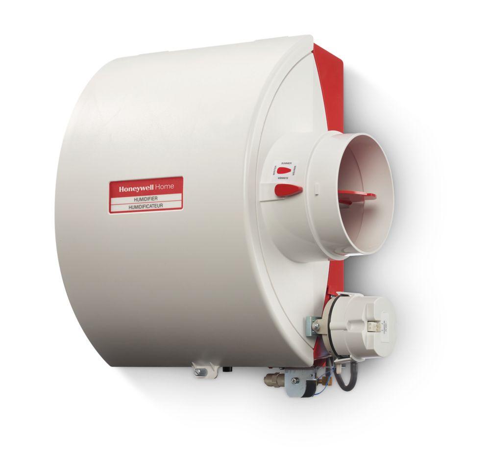 honeywell 17 gallon whole house bypass humidifier [ 936 x 1000 Pixel ]