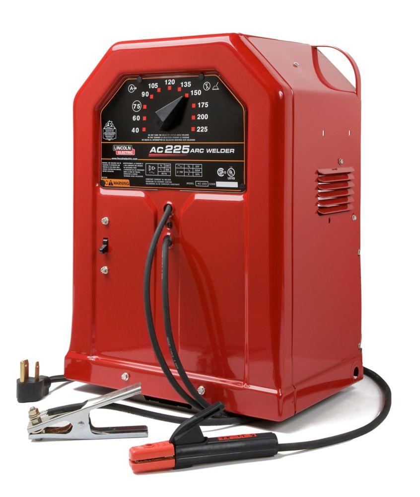 medium resolution of lincoln electric ac 225 stick welder