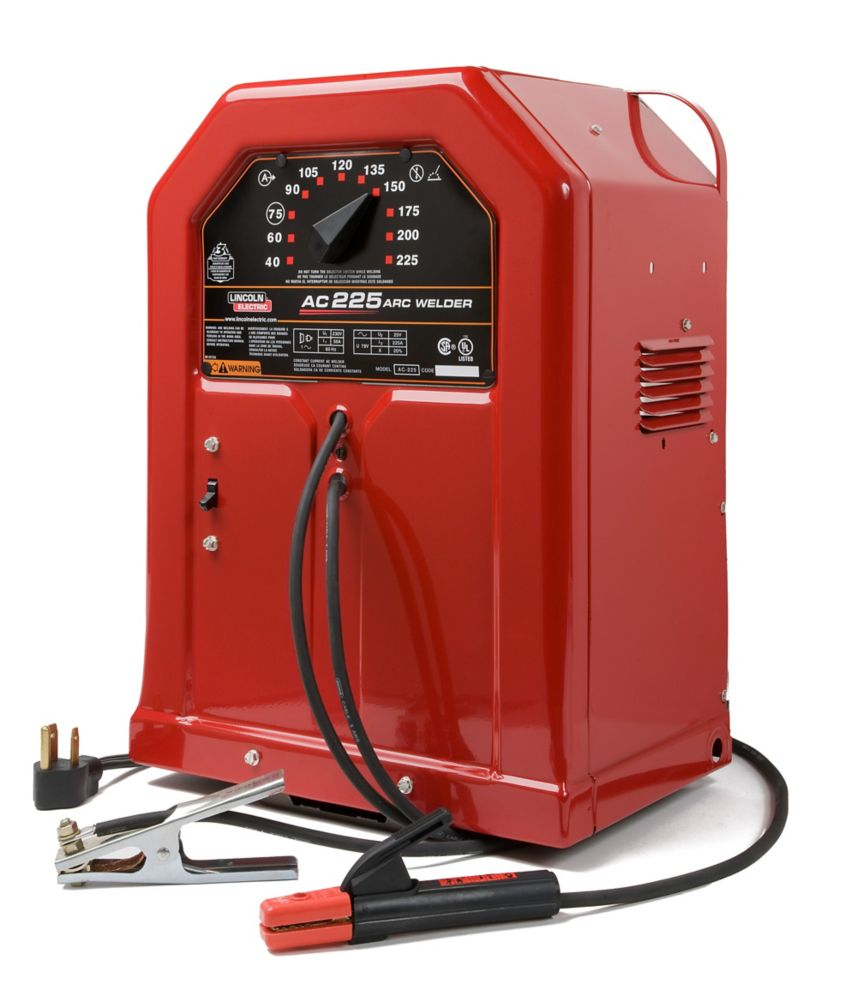 small resolution of lincoln electric ac 225 stick welder