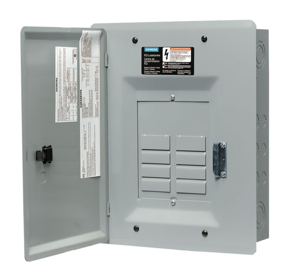 hight resolution of 8 16 circuit 100a 120 240v loadcentre photo of product