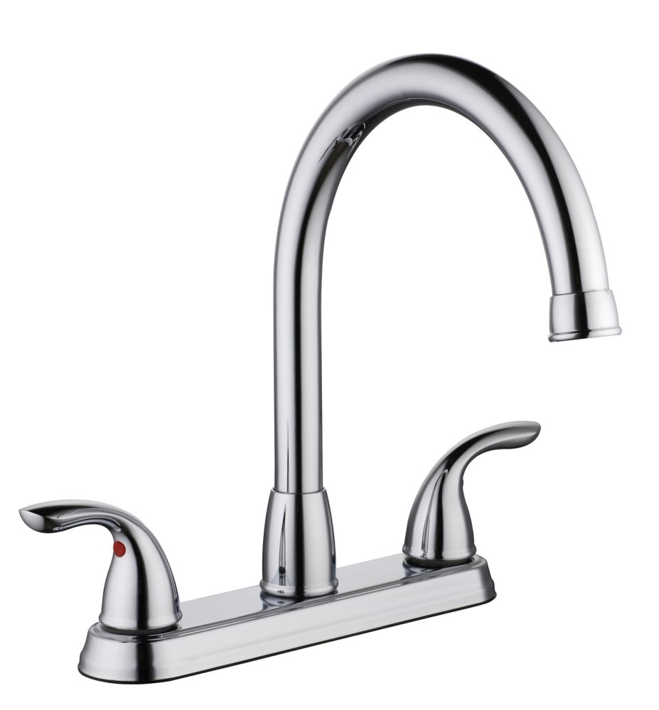 Glacier Bay 3000 Series Hi Arc Kitchen Faucet
