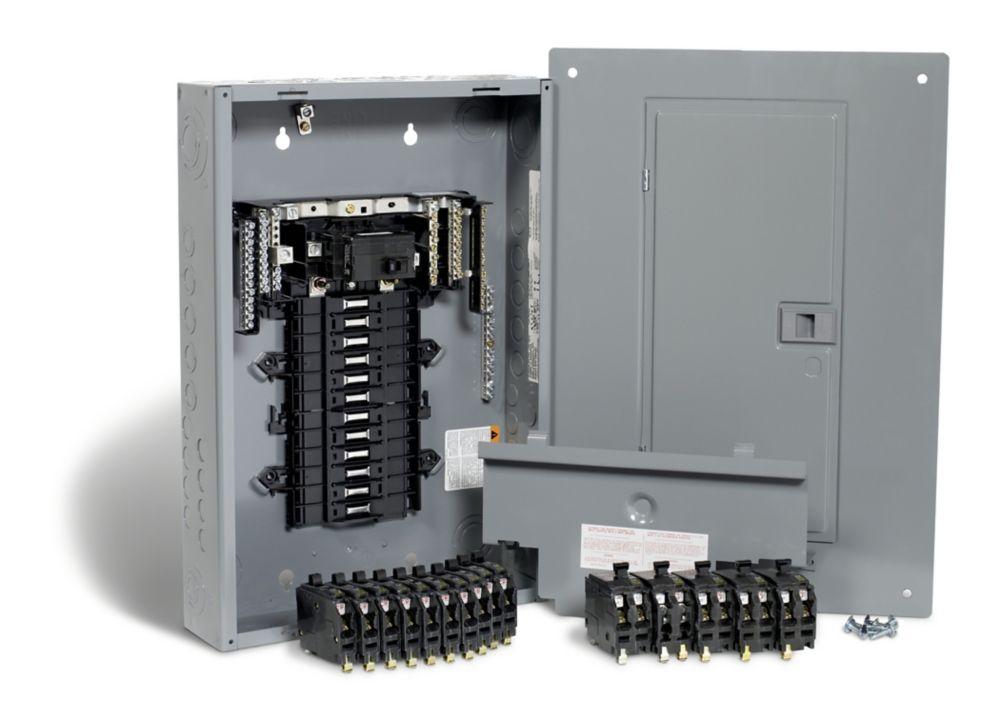 square d 100 amp fuse box