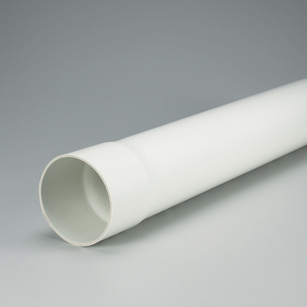 Ipex Homerite Products Pvc 4 Inches X 10 Ft Solid Sewer
