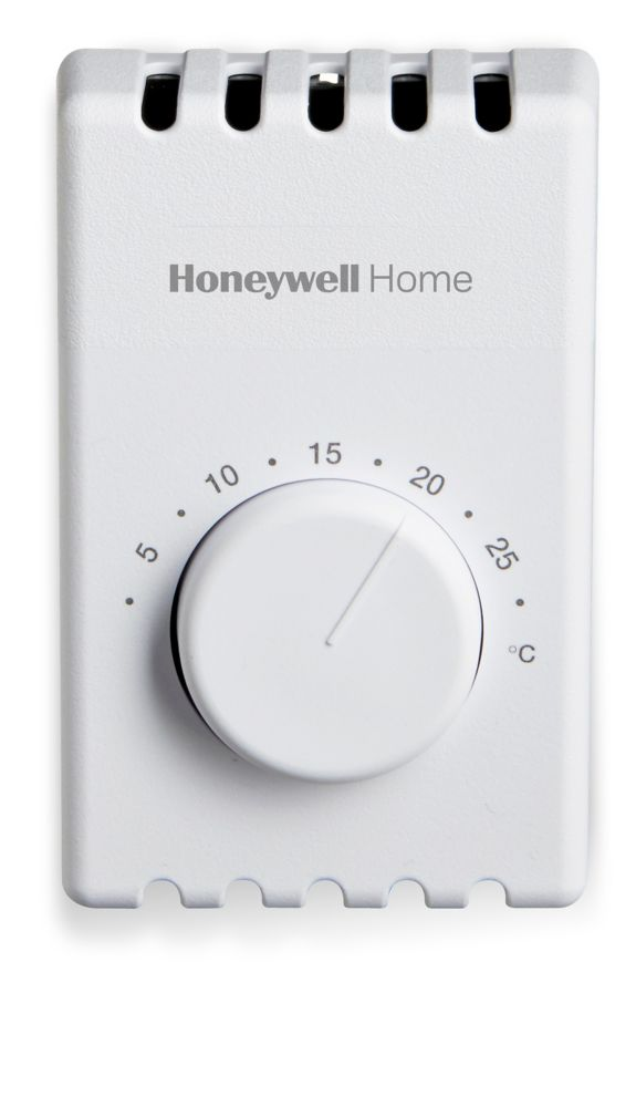 medium resolution of honeywell manual 2 wire electric baseboard heat thermostat