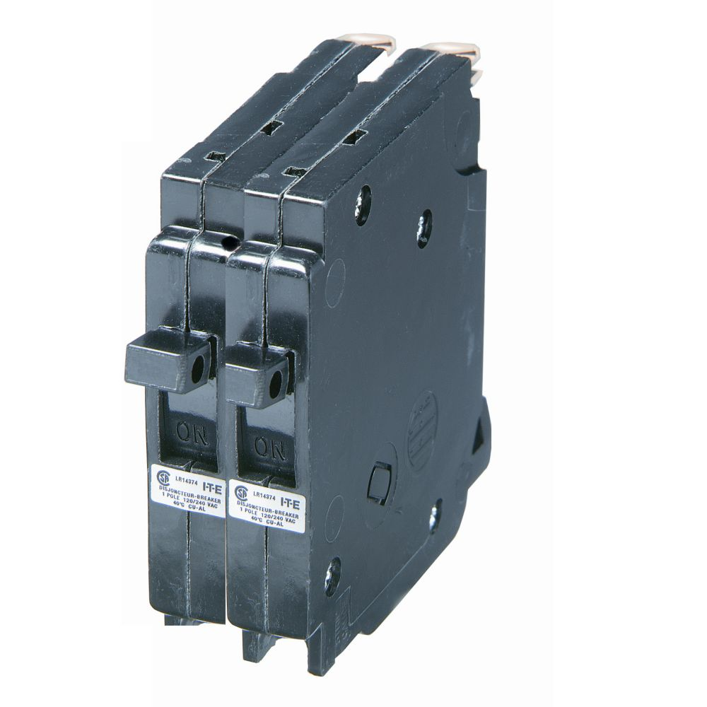 50 Amp 2pole Gfci Circuit Breakerhom250gficp The Home Depot