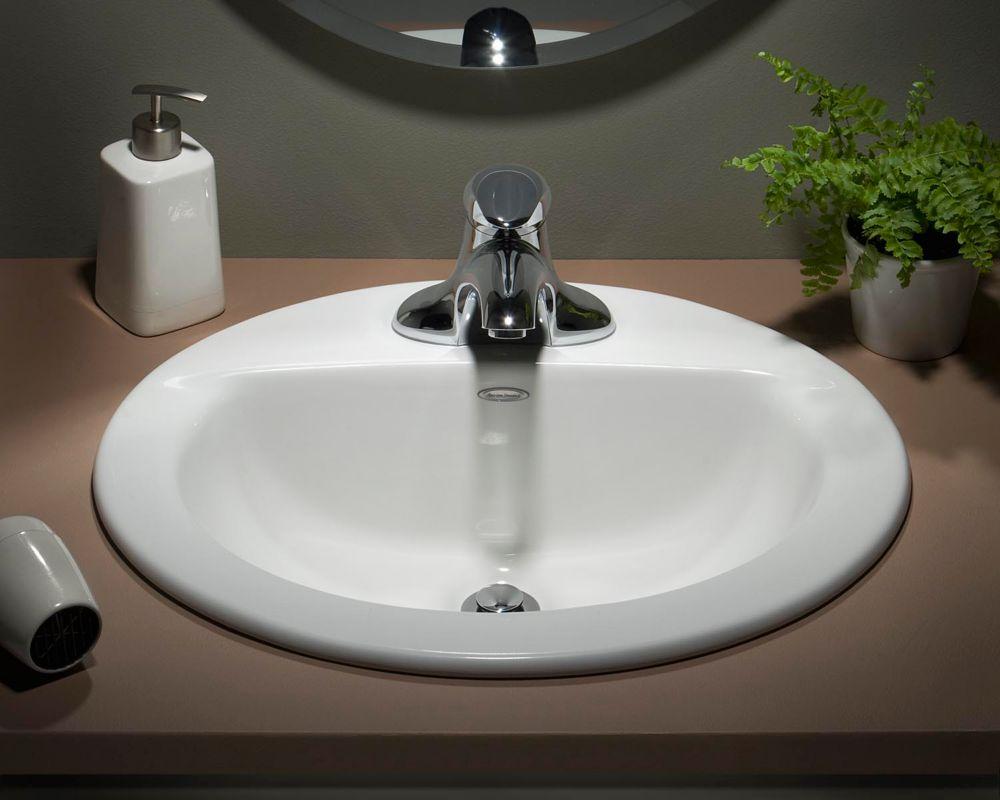 Bathroom Sinks Blanco Kindred Kohler  More  The Home Depot Canada