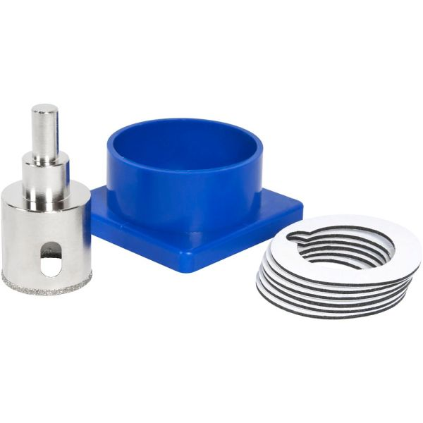 Qep 1-3 8 In. Tile Hole Home Depot Canada