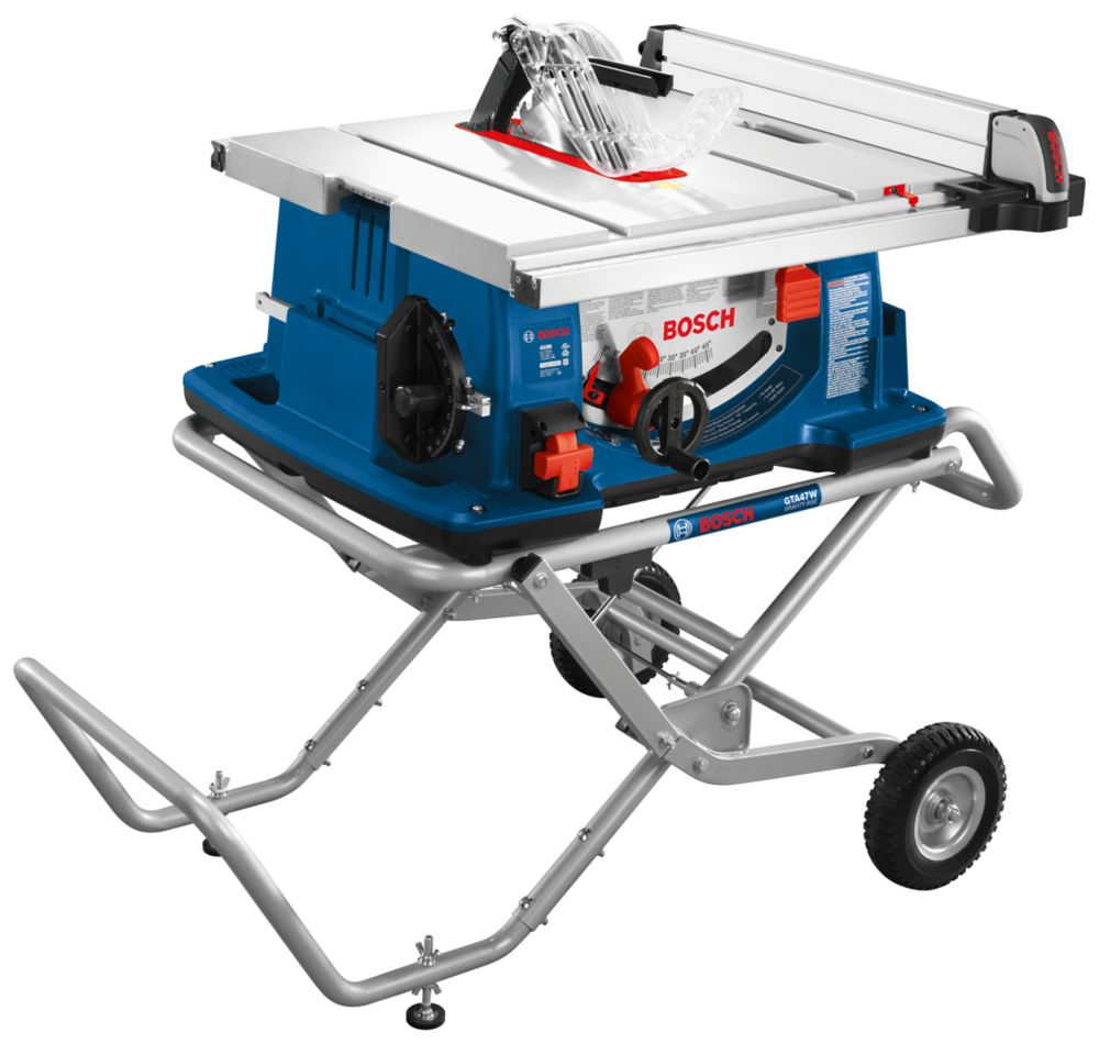 medium resolution of 4100 10 10 inch worksite table saw with gravty rise wheeled stand