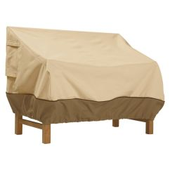 Outdoor Furniture Sofa Cover Dark Grey Decor Ideas Patio Covers Fire Pit More The Home Depot Canada Veranda Loveseat Medium