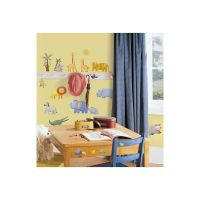 Roommates Jungle Adventure Peel & Stick Wall Decals | The ...