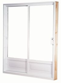 Farley Windows Garden Panel Vinyl Patio Door 5 x 79 1/2