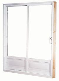 Farley Windows Garden Panel Vinyl Patio Door 5 x 79 1/2