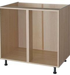 eurostyle corner base cabinet 45 maple [ 1000 x 988 Pixel ]
