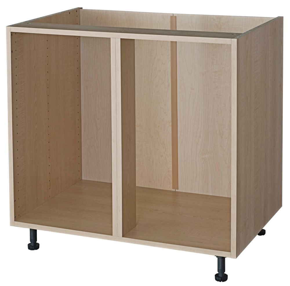 hight resolution of eurostyle corner base cabinet 45 maple