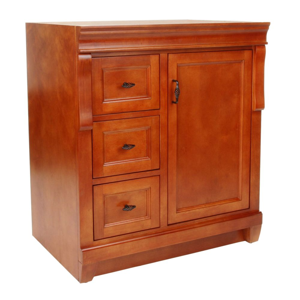Foremost International Naples 30Inch Vanity Cabinet in