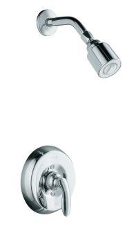 KOHLER Coralais Mixing Valve Shower Faucet in Polished ...