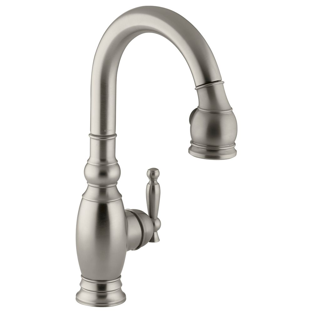 Check out this guide to repairing your kohler faucet, and get set to complete your repair today. KOHLER Vinnata Secondary Kitchen Sink Faucet In Vibrant ...