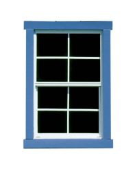 Handy Home Products Small Square Window | The Home Depot ...