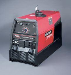 lincoln electric ranger 250 subaru robin engine drive [ 879 x 1000 Pixel ]