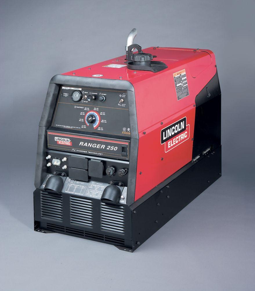 hight resolution of lincoln electric ranger 250 subaru robin engine drive