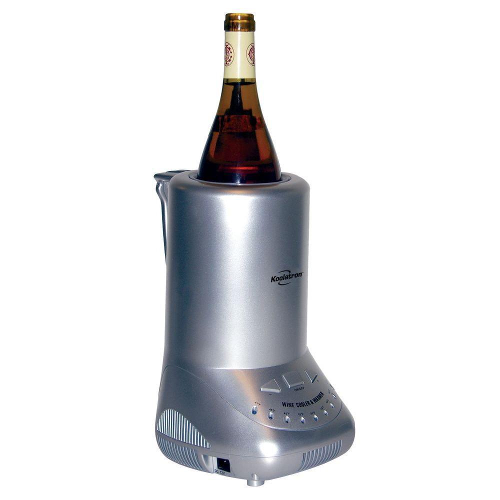 Koolatron Cellier à Vin Sous Armoire De 4 Bouteilles