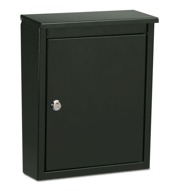 Architectural Mailboxes Soho Locking Wall Mount Mailbox