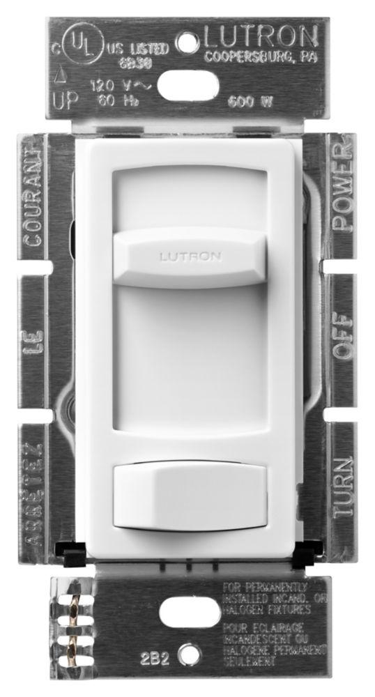 Lutron Lutron Skylark Contour 600-Watt Single Pole/3-Way