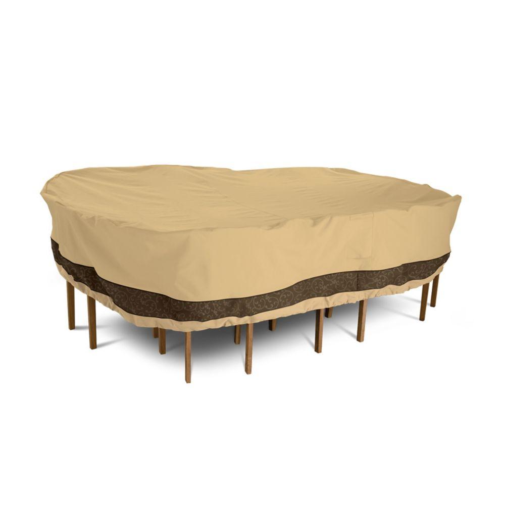 Veranda Elite Rectangular Large Patio Furniture