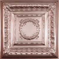 Empire Faux Copper Ceiling Tile, 2 Feet x 2 Feet Lay-in or ...
