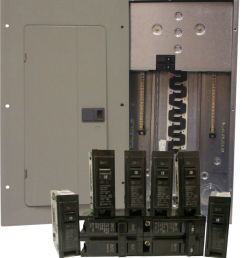 40 80 circuit 200a 120 240v siemens panel pack with main 200 amp sub panel homeline [ 856 x 1000 Pixel ]