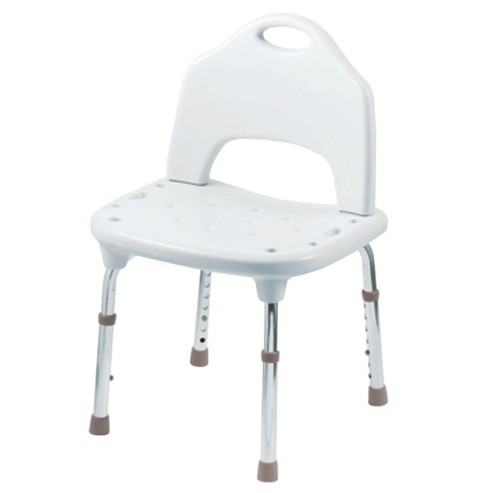 24 inch high folding chairs romedic stand up lift chair shower seats & toilet frames | the home depot canada