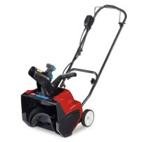 1500 Power Curve Electric Snow Blower with 15-Inch Clearing Width
