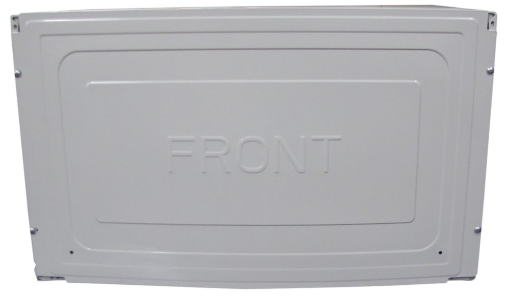 Comfort Aire Thru The Wall Sleeve The Home Depot Canada