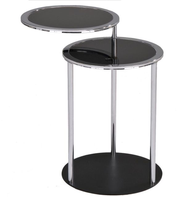 Black Accent Table Home Depot