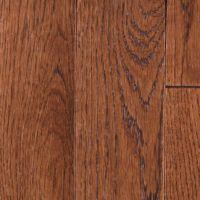 Mullican Flooring Whiskey Plank Oak Tanned Leather 3/4