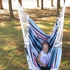 Hammock Chair Stand Calgary Wedding Decorations Diy Hammocks Patio Swings More The Home Depot Canada Brazilian In Denim