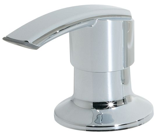 kitchen soap pendant lights pfister dispenser in stainless steel the home depot