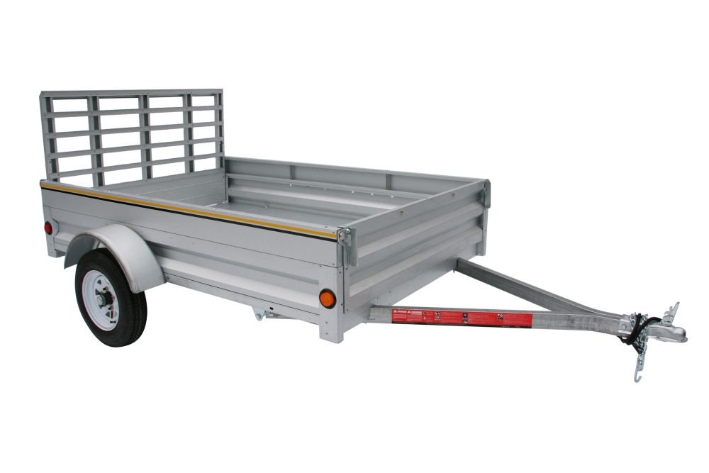 Trailer To Carry Atv And Pull Behind Atv Atvconnection