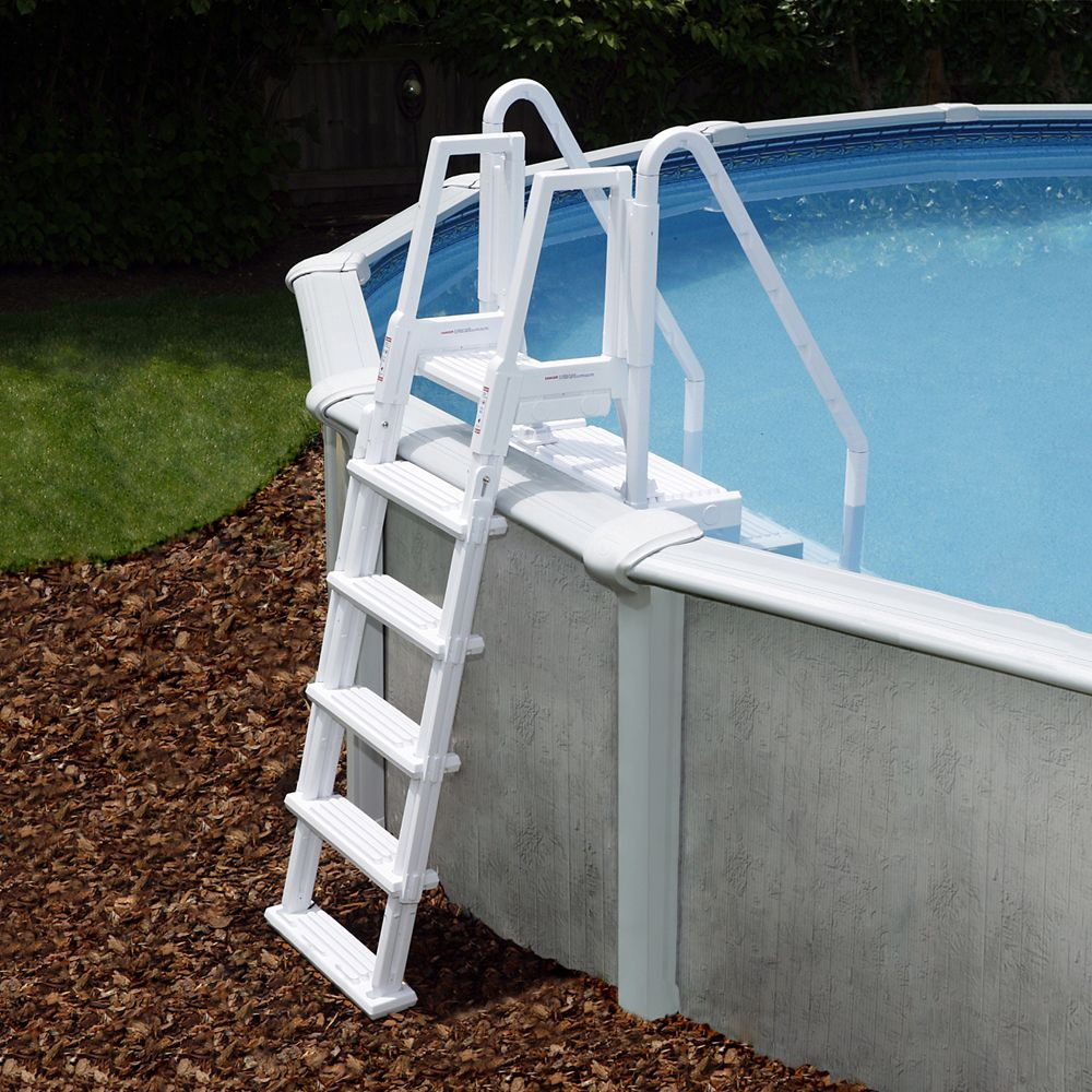 Pool Ladders & Steps Home Depot Canada
