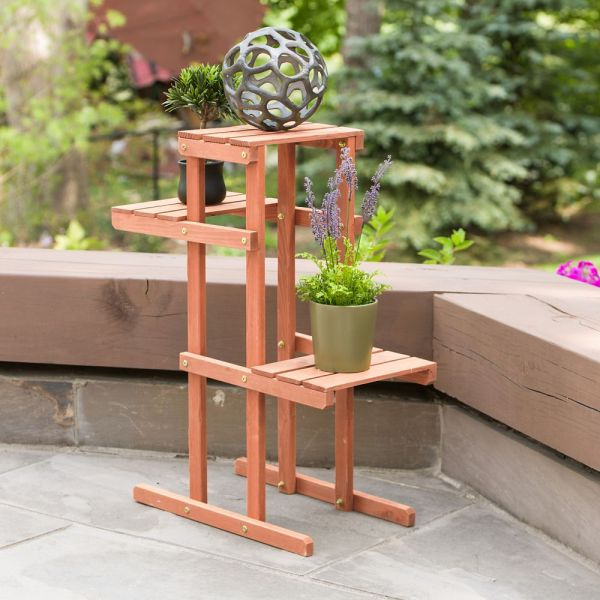 Leisure Season 3 Tier Plant Stand Home Depot Canada