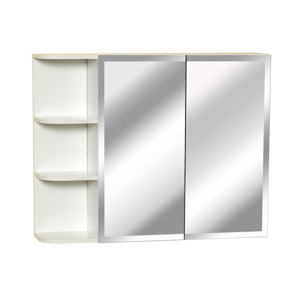 Zenith Products 31 Inch BiView Medicine Cabinet With Side