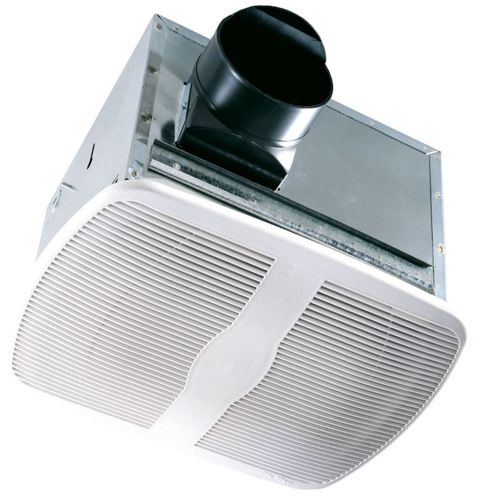 Air King Quiet Zone Energy Star Dual Exhaust Fan - 100 50 Cfm 1.5 0.5 Sones Leed Fo