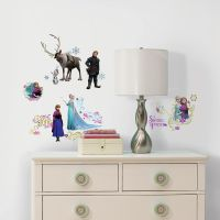 Roommates Frozen Wall Decals | The Home Depot Canada