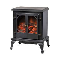 Corliving FPE-300-F Free Standing Electric Fireplace | The ...