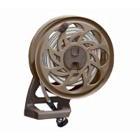 Suncast Side Tracker Hose Reel - 125 Feet Capacity | The ...