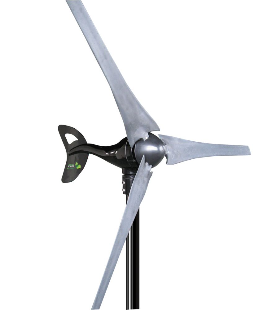 nature power 400w wind turbine power generator for 12v systems [ 878 x 1000 Pixel ]